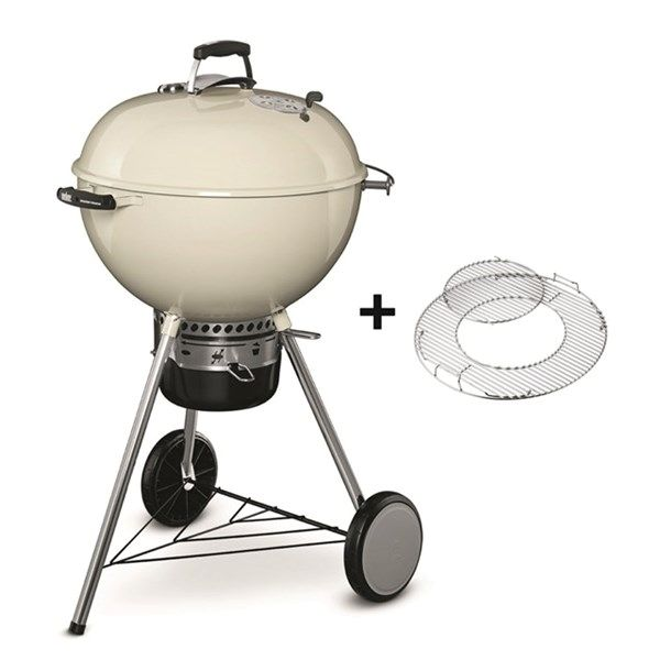 Weber Master-Touch GBS 57 cm, Ivory Grill