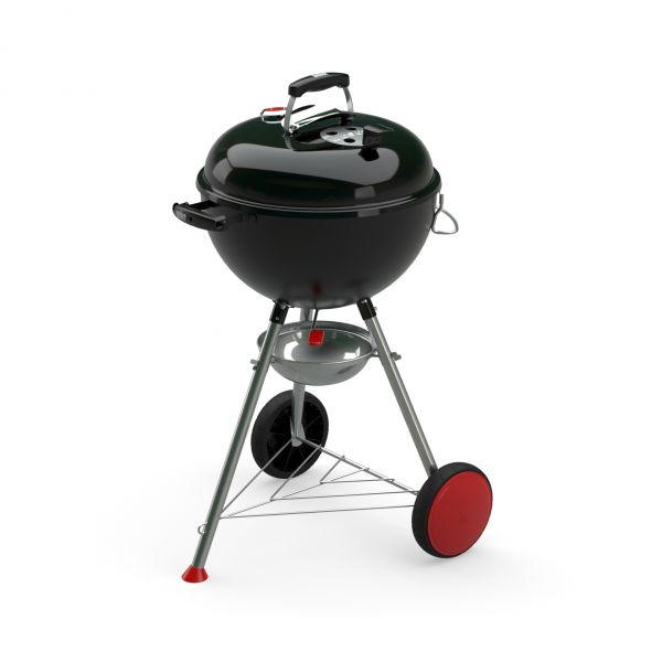 Weber Kettle Plus 47cm, Black Grill