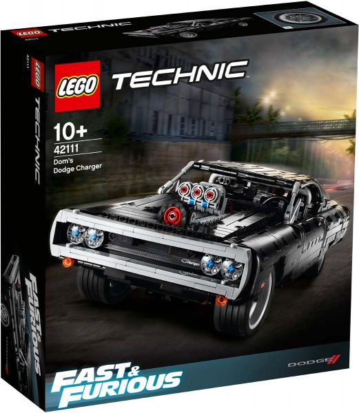 LEGO® Technic - 42111 Dom's Dodge Charger