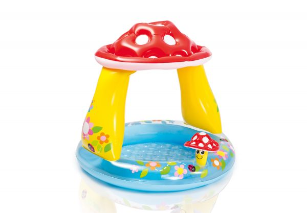 Intex Baby Pool im Plizdesign 102x 89cm