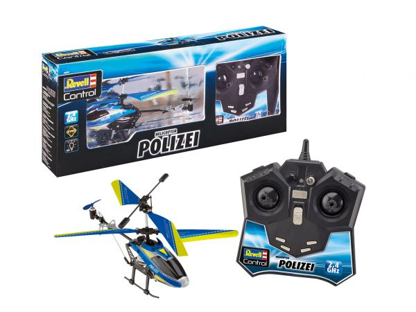"""Revell """"Polizei"""" Helicopter"""