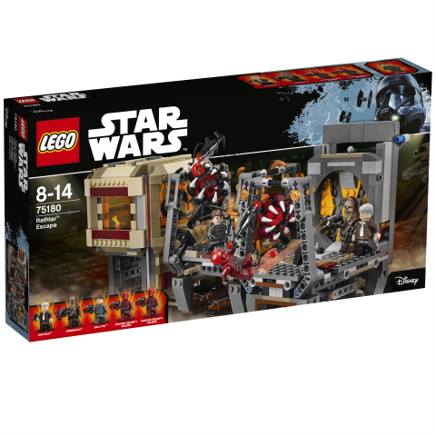 Lego STAR WARS Rathtar™ Escape