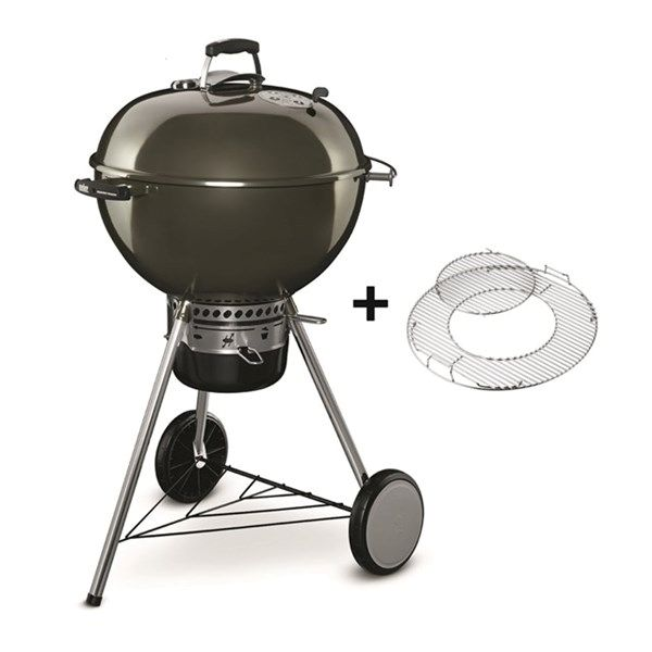 Weber Master-Touch GBS 57 cm, Smoke Grey Grill