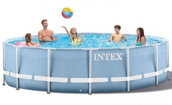 Intex Prism Frame Pool 427x107 cm
