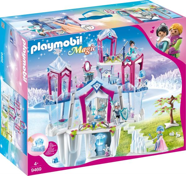Playmobil Magic Funkelnder Kristallpalast