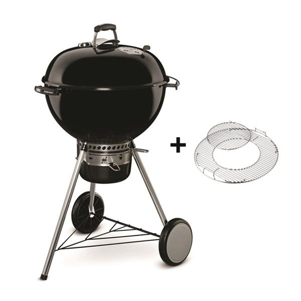 Weber Master-Touch GBS Special Edition 57 cm, Black