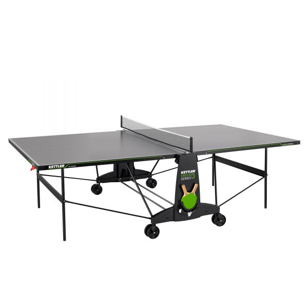 Kettler Green Series 3 Outdoor Tischtennisplatte