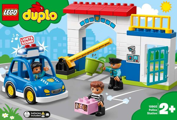 LEGO® DUPLO® - 10902 Polizeistation