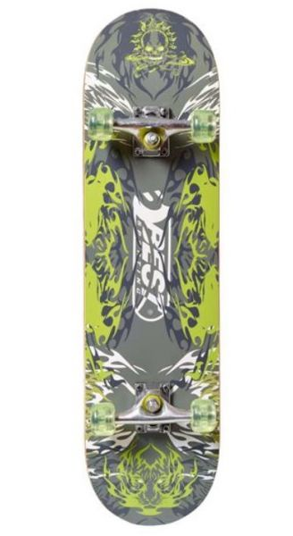 Best Sporting ABEC A5, Green Ghost, Kugellager Skateboard