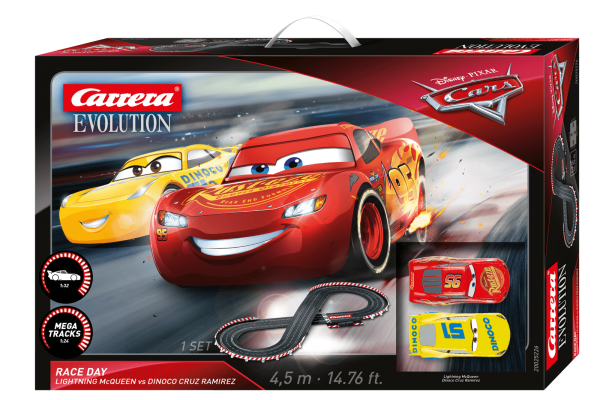 Carrera Evolution Disney·Pixar Cars - Race Day