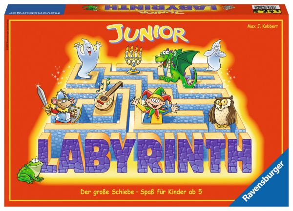 Ravensburger Junior Labyrinth Kinderspiel