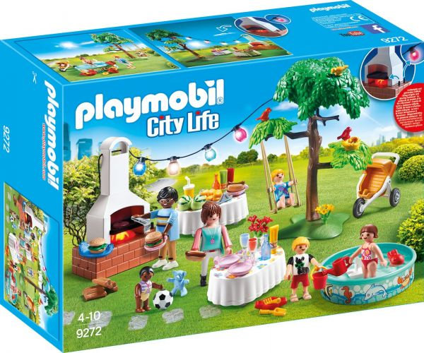 Playmobil 9272 City Life Einweihungsparty