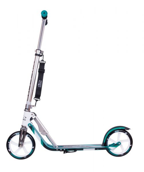 HUDORA Big Wheel 205, türkis Alu-Scooter