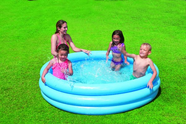Intex Crystal Blue Pool Ø 168 x 38 cm