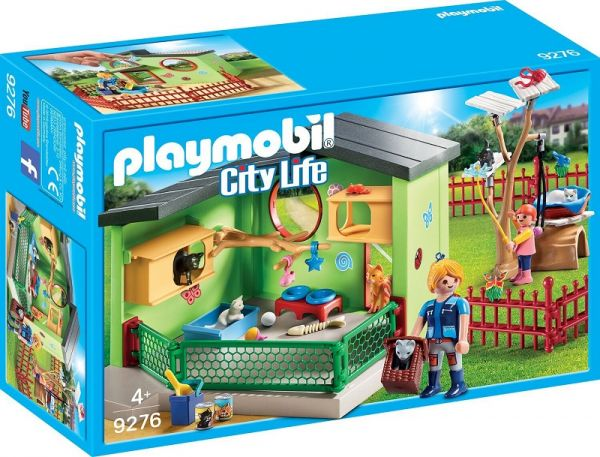 Playmobil 9276 City Life Katzenpension
