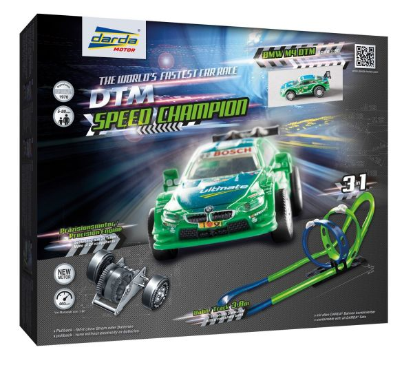 Darda DTM Speed Champion Rennbahn