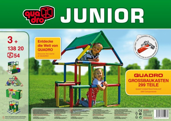 Quadro Junior Set