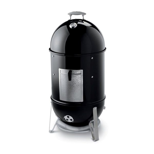 Weber Smokey Mountain Cooker 57 cm, Black